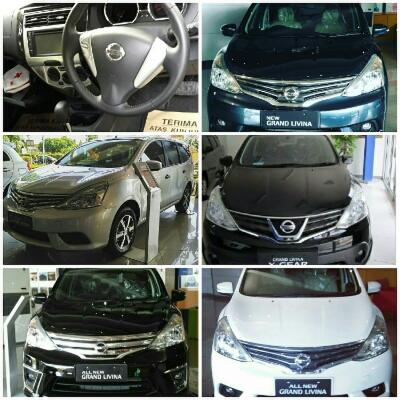 NISSAN GRAND LIVINA 1.5 XV MT 2017 DISC PROMO