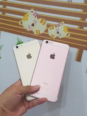 Terjual iphone 6s plus 16gb rose gold dan gold original  bcc3989e9f