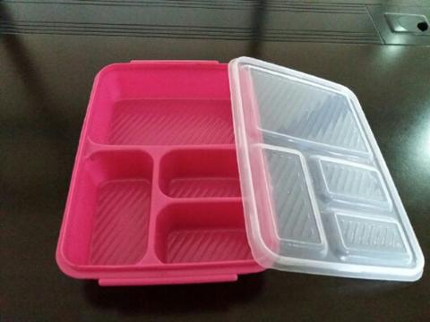 Catering Lunch Box Plastik
