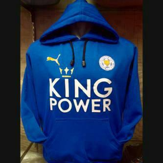HOODIE LEICESTER CITY