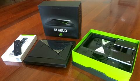 NVIDIA SHIELD TV PRO 500gb android entertaiment game box 2nd