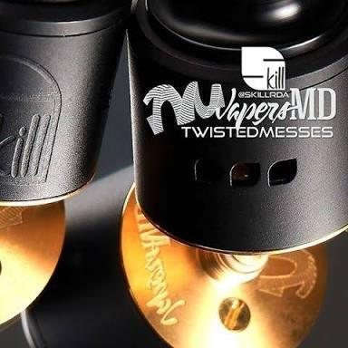 Skill RDA Authentic by Twisted Messes and VapersMD