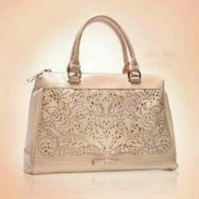 Terjual WTS    NEW CRYSTAL BAG ORIFLAME  d75b0bb7c6