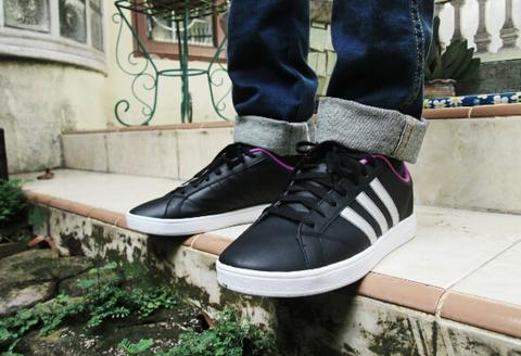 ADIDAS NEO ADVANTAGE CORE BLACK ORIGINAL TERMURAHH
