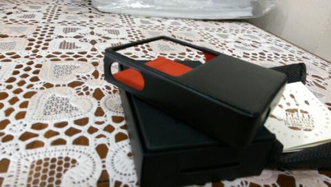 Leather Case Original Astell&Kern AK120 (buterro) not for ipod