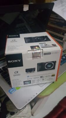 Sony A6000 Body Only Garansi s/d April 2017