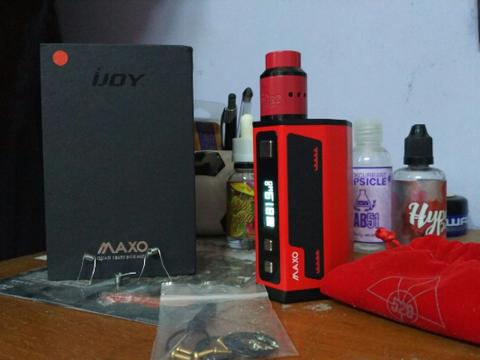 ijoy maxo 318 red