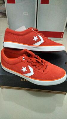 Converse Wells ox spicy tea size 40.5
