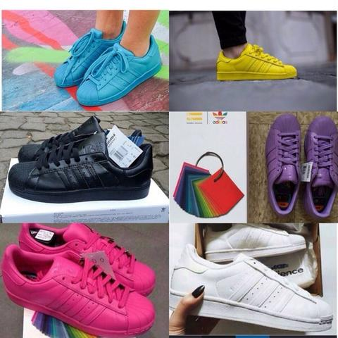 Adidas superstar full colour original
