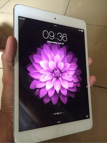 iPad Mini 2 Retina 16gb wifi only mulus garansi
