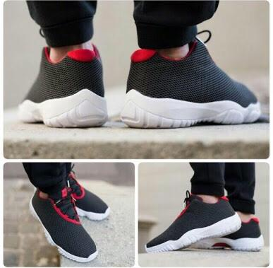 Nike Air Future Low Bred, Grey, Laser IV not flyknit racer xi