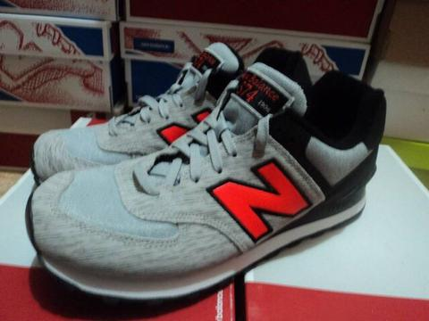 new balance (abu-abu) series 574