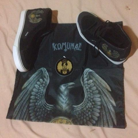 KOMUNAL X MATERNAL shoes sz 43 BNIB
