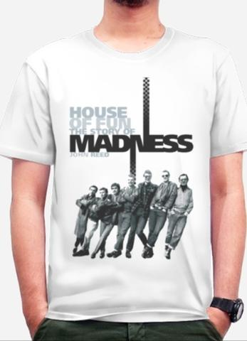madness tshirt house of fun