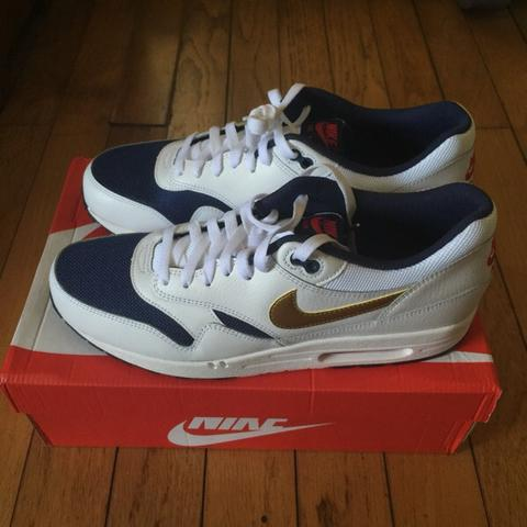 """airmax 1 essential """"olympic """" 12"""