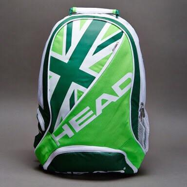 Tas Tennis Backpack Head Andy Murray Special Edition Wimbledon