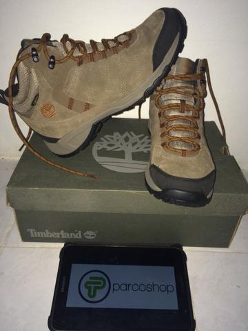 [HOT] JUAL RUGI TIMBERLAND HIKING BOOTS 9733R GORE-REX WATERPROFF