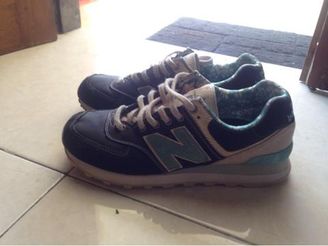 fs new balance flower blue 574