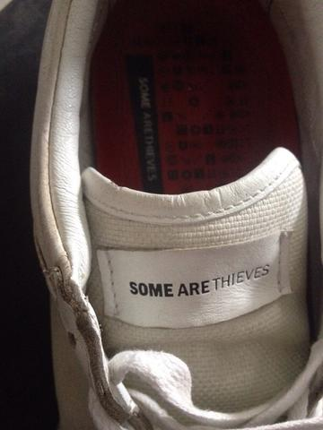 Jual Sepatu SOME ARE THIEVES original sz 42