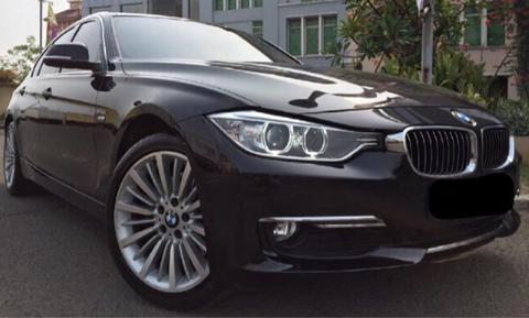 BMW 328i Luxury 2nd Antik Thn 2013