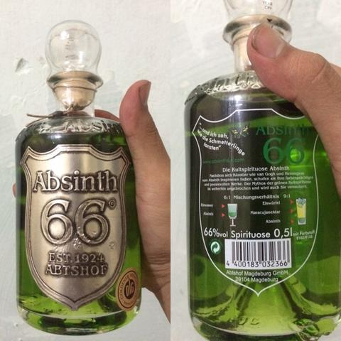 JUAL ABSINTHE ORI GERMAN PRODUCT