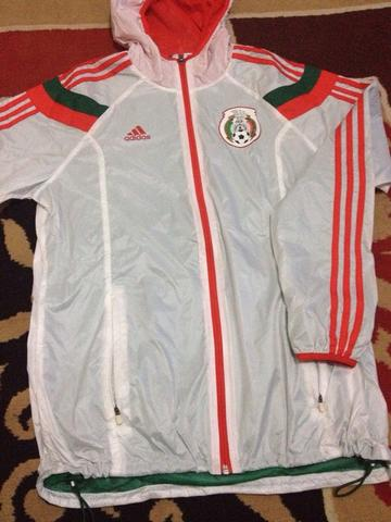 Jaket Anthem Mexico World Cup Adidas Original