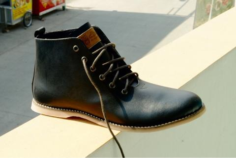 FYuFI Brodo Leather For Man