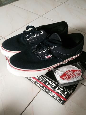 Vans era pro foxing checkers (langka) 2nd