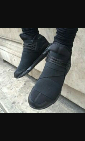 Adidas Y3 Triple Black sz 41-44