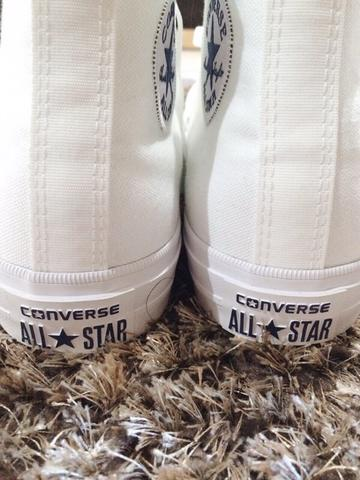 Converse Chuck Taylor All Star II White