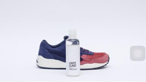 white island shoe cleaner by solecase RESTOCKED