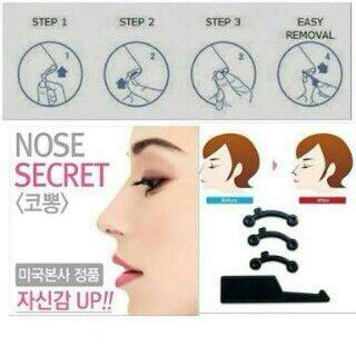 Noseup /nose up 3d murah