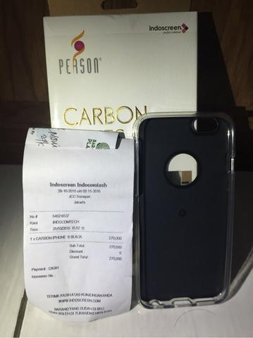 Person Case indoscreen iPhone 6 4,7inch