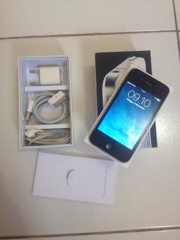 iPhone 4 8gb Black/Hitam