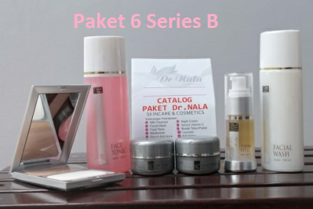 Dr Nala Cosmetics Paket 6 series B ACNE/NORMAL