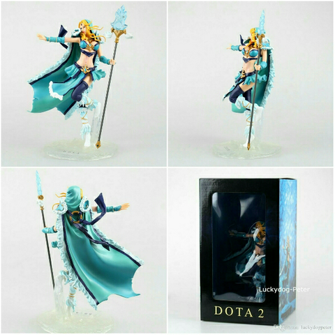 Dota 2 Action Figure Crystal Maiden Unofficial