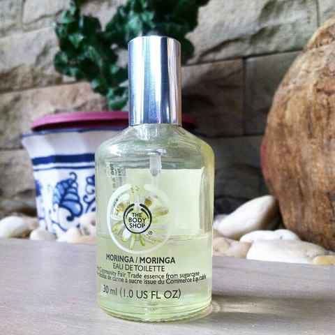 The body shop EDT Moringa