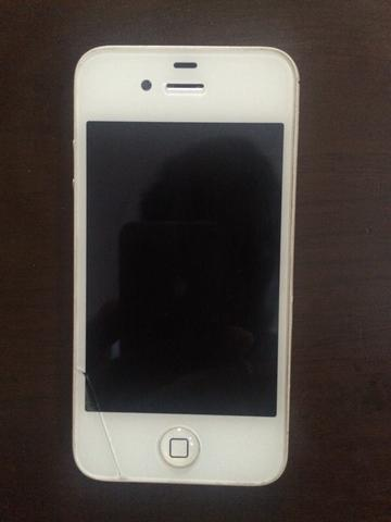 WTS iPhone 4 CDMA 16gb putih 2nd as is