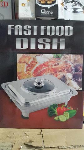 prasmanan fastfood dish grosir..