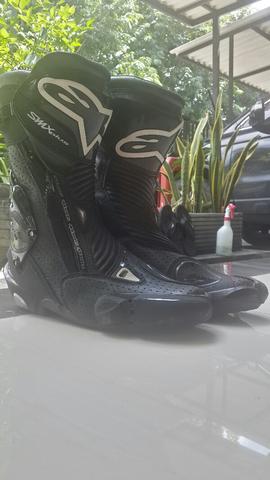 Boots ALPINESTARS smx plus sz43