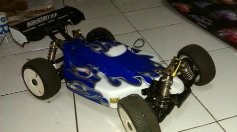 Buggy Engine hongnor x1 1/8