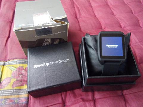 smartwatch speed up
