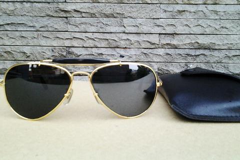 Terjual kacamata rayban aviator general original usa  ae7e6d6343