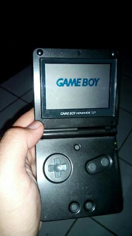 Nintendo Gameboy Advance SP Black original Murah!!