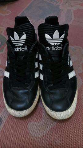 WTS Adidas Samba Super Orignals black-white