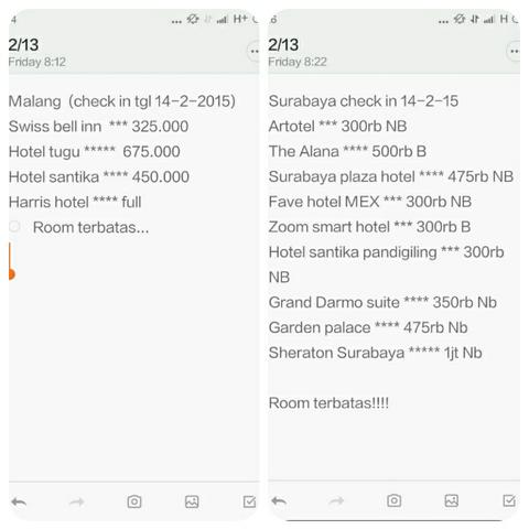 voucher hotel Surabaya malang Utk Valentine's day