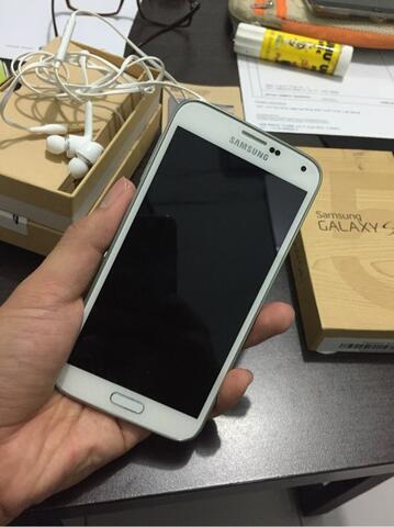 Samsung Galaxy S5 White FullSet Garansi SEIN muluus bgt