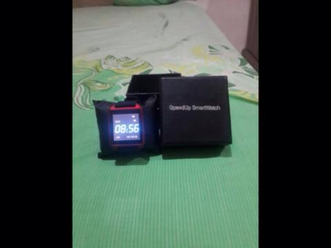 speed Up SmartWatch Red NEW