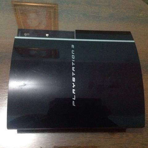 PS3 fat 60gb ylod
