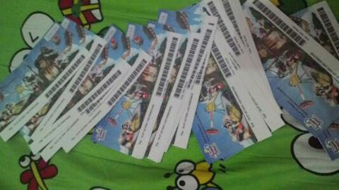 Tiket Trans Studio Bandung (16tiket weekend)